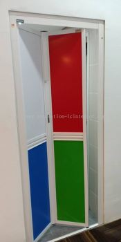 COLOURFUL DOOR