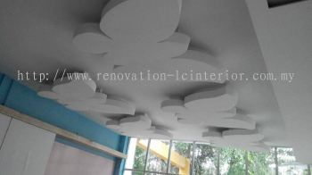 CUSTOME MAKE MOULDING PLASTER CEILING