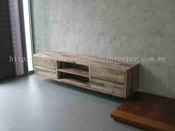 LIVING HALL TV CONSOLE