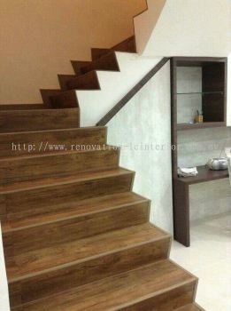 CHERAS TERRACE HOUSE STAIRCASE