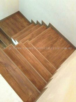 TERRACE HOUSE STAIRCASE
