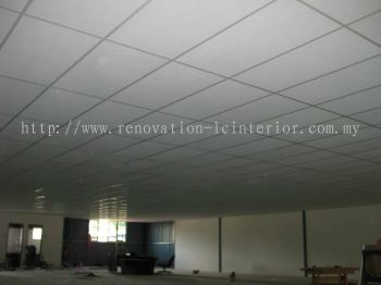 FACTORY OFFICE 2 X 4 CEILING