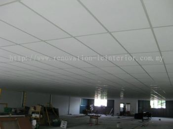 CHERAS FACTORY LOT 2 X 4 CEILING