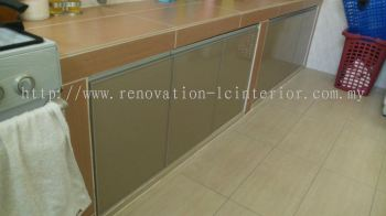 WET KITCHEN BASE UNIT