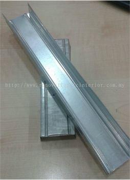 Plaster Ceiling Grid / Galvanized Iron Grid - PU8' ( 1 7/8'' )