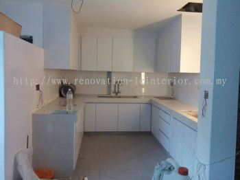 2016 COSY KITCHEN CABINET