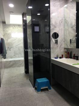 Shower & Basin