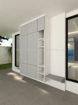 shoe cabinet design
