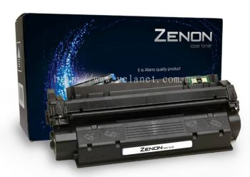 ZENON 124A LaserJet Toner Cartridge (Q6000A) Black- Compatible HP Printer 2605