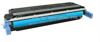 BUSINESS CLASS 645A CYAN LASERJET TONER CARTRIDGE (C9731A) -  COMPATIBLE TO HP PRINTER COLOR LASERJE