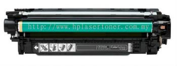 BUSINESS CLASS 504A BLACK LASERJET TONER CARTRIDGE (CE250A) - COMPATIBLE TO HP PRINTER COLOR LASERJE