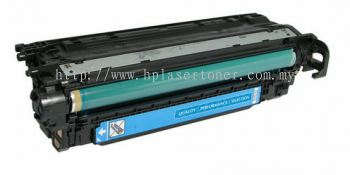 BUSINESS CLASS 504A CYAN LASERJET TONER CARTRIDGE (CE251A) - COMPATIBLE TO HP PRINTER COLOR LASERJET