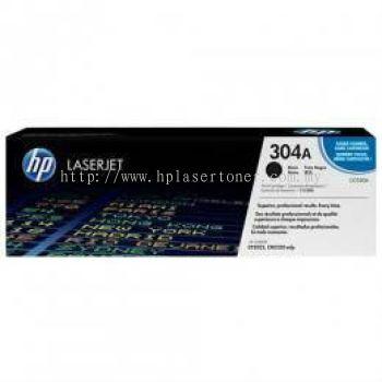 HP 304A BLACK LASERJET TONER CARTRIDGE (CC530A)