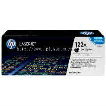 HP 122A BLACK LASERJET TONER CARTRIDGE (Q3960A)