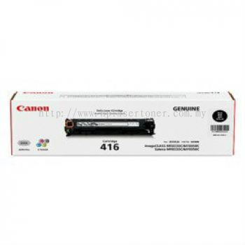 CANON TONER CARTRIDGE 416 (BLACK)