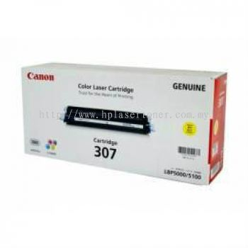 CANON CARTRIDGE 307 (YELLOW)