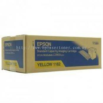 EPSON C2800 YELLOW STANDARD CAPACITY (S051162)