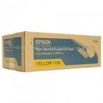 EPSON C2800 YELLOW HIGH CAPACITY (S051158)