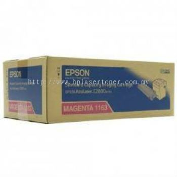 EPSON C2800 MAGENTA STANDARD CAPACITY (S051163)