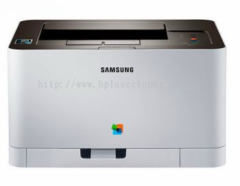 SAMSUNG XPRESS C410W Colour Laser Printer (SL-C410W)
