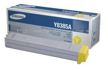 SAMSUNG CLX-Y8385A YELLOW TONER CARTRIDGE (CLX-Y8385A)