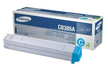 SAMSUNG CLX-C8385A CYAN TONER CARTRIDGE (CLX-C8385A)