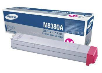 SAMSUNG CLX-M8380A MAGENTA TONER CARTRIDGE (CLX-M8380A)