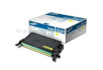 SAMSUNG CLT-Y609S YELLOW TONER CARTRIDGE (CLT-Y609S)