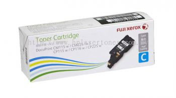 XEROX CP115 CP116 CP225 LOW CAPACITY CYAN TONER CARTRIDGE (CT202268)
