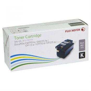 XEROX CP115 CP116 CP225 BLACK TONER CARTRIDGE (CT202264)