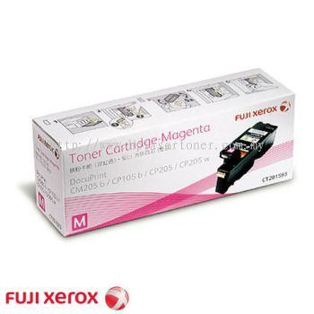 XEROX CP105 CM205 CP215 CM215 MAGENTA TONER CARTRIDGE (CT201593)