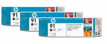 HP 91 ORIGINAL PHOTO BLACK 3 CARTRIDGES MULTIPACK (C9481A) COMPATIBLE TO HP PRINTER Z6100