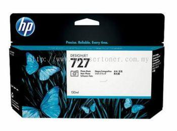 HP 727 ORIGINAL PHOTO BLACK INK CARTRIDGE (B3P23A) COMPATIBLE TO HP PRINTER DESIGNJET T920