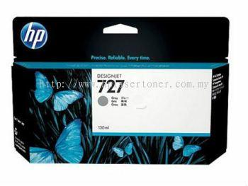 HP 727 ORIGINAL GREY INK CARTRIDGE (B3P24A) COMPATIBLE TO HP PRINTER DESIGNJET T920