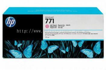 HP 771B ORIGINAL LIGHT MAGENTA INK CARTRIDGE (B6Y03A) COMPATIBLE TO HP PRINTER DESIGNJET Z6200