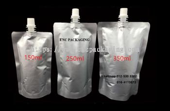Foil Tiub bag