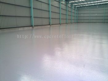 Tough and Strong Heavy Duty Hygienic Floor