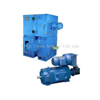 WEG DC Motor