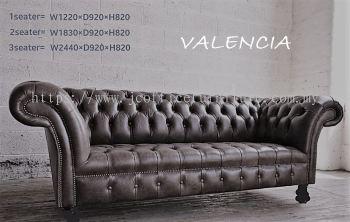 CHESTERFIELD - VALENCIA