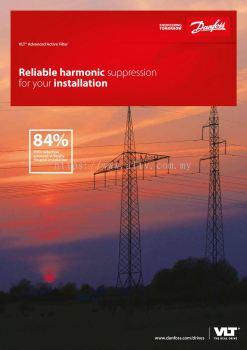 Danfoss Harmonic Filter AAF 006