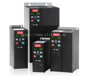 Danfoss Malaysia VLT2800, 0.75kW, 195N1013, 195N1015, VLT2807PT4B20
