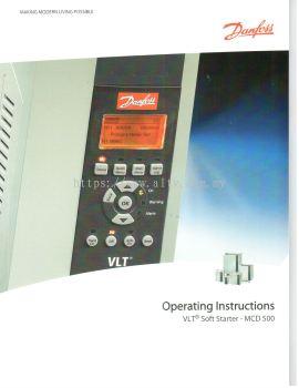 MCD500 Opt. Instructions