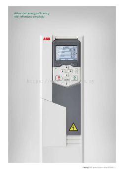 ABB AC Drives ACS 580