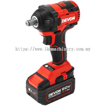 Devon 20V Impact Wrench /Driver 5733-Li-20S2