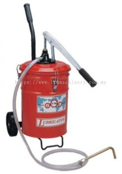 HAND OPERATED OIL PUMP (20 LITRE)