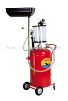 WASTE OIL DRAINER AND EXTRACTOR