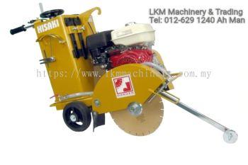 Floor Saw / Road Cutter with Gasoline/Diesel Engine