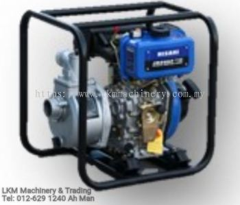"Diesel Engine Aluminium Self Priming Pump 2""/50mm"