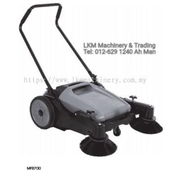OGAWA Manual Floor Sweeper