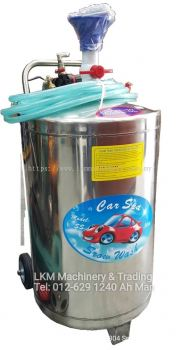 70Litre Stainless Steel 304 Snow Wash Tank